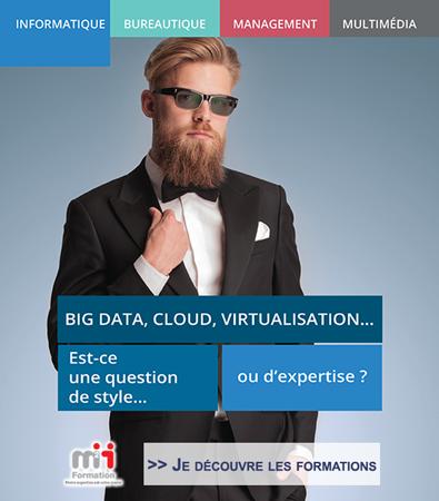 Big data, Cloud, Virtualisation…