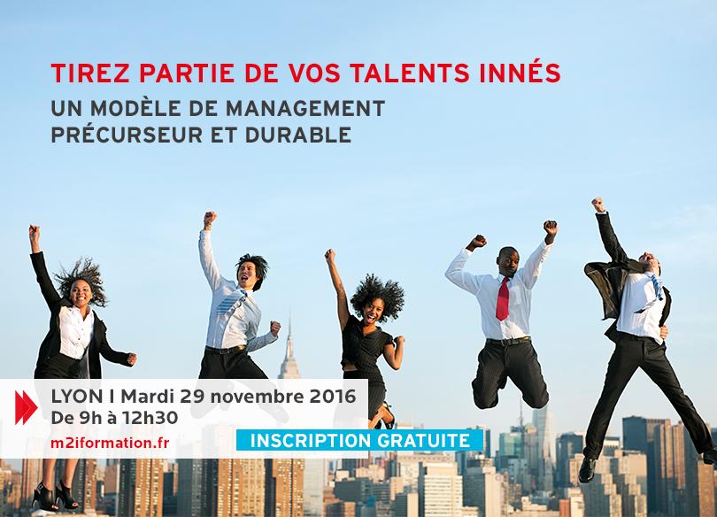 Participez à la matinale talents Innés le 29 novembre à Lyon
